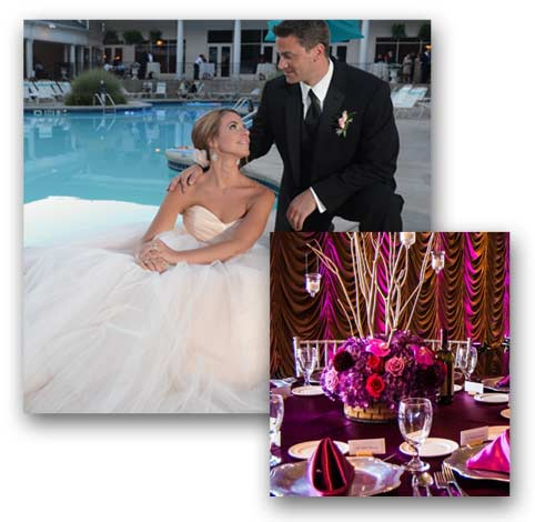 Wedding Photos at Avalon at Buhl Park