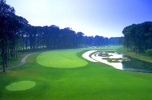 Avalon Lakes Golf Hole 14