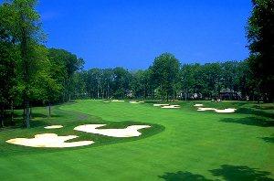 Avalon Lakes Golf Hole 3