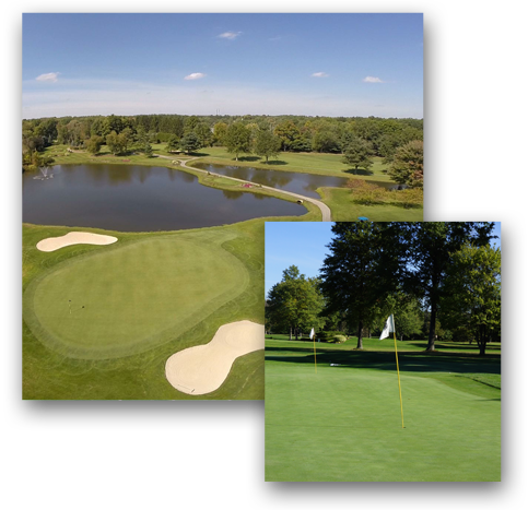 Squaw Creek Golf Pictures