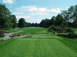 Squaw Creek Golf Course Hole 10