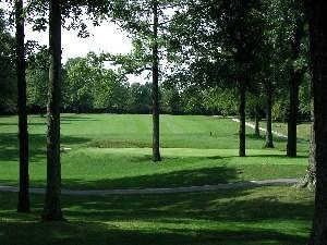 Squaw Creek Golf Course Hole 11