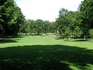 Squaw Creek Golf Course Hole 12