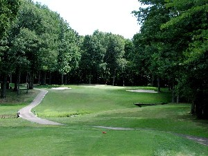Squaw Creek Golf Course Hole 13