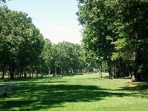Squaw Creek Golf Course Hole 14