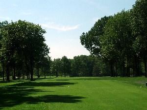 Squaw Creek Golf Course Hole 15