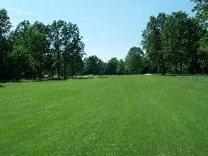 Squaw Creek Golf Course Hole 16