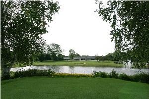 Squaw Creek Golf Course Hole 18
