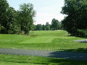 Squaw Creek Golf Course Hole 2