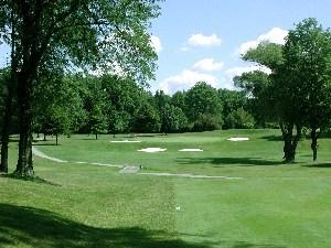 Squaw Creek Golf Course Hole 3
