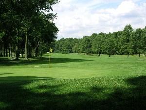 Squaw Creek Golf Course Hole 4