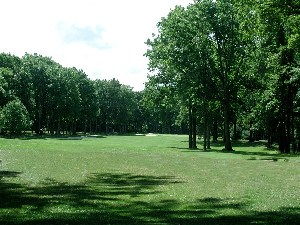 Squaw Creek Golf Course Hole 5