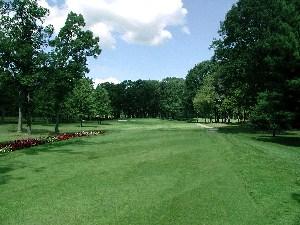 Squaw Creek Golf Course Hole 6