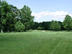 Squaw Creek Golf Course Hole 7