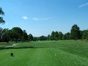 Squaw Creek Golf Course Hole 9