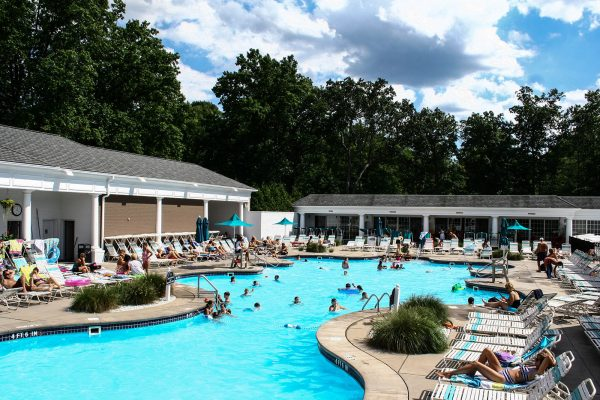 The Pool Cafe at Avalon at Buhl Park