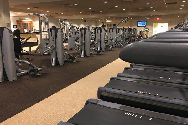 Buhl Fitness Center
