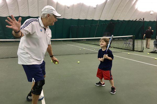 Tennis KidCoach at Resort Tennis