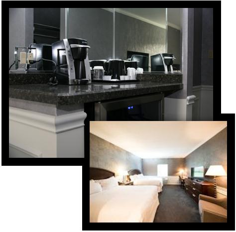 Avalon Hotel Luxury Rooms