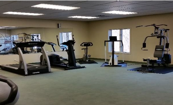New Castle fitness center