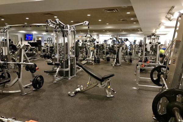 Resort Fitness 6