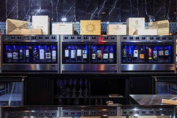 Wine Cellar Tap System
