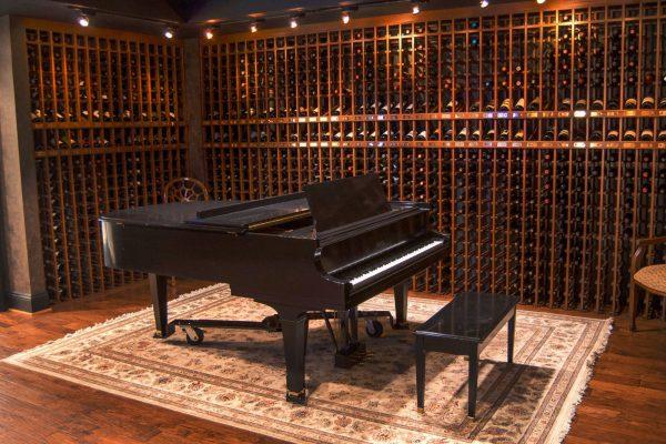 Wine Display at Buhl