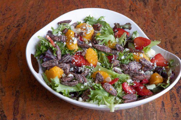 Hepburn-Salad